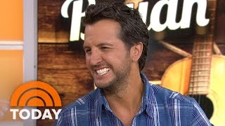 Luke Bryan On Touring With His Family: 'We're All Blessed' | TODAY thumbnail