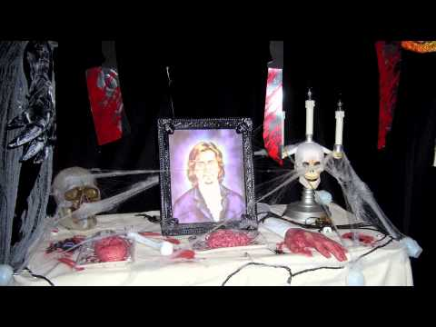 Homemade Haunted House Garage 2011 Walkthrough - YouTube