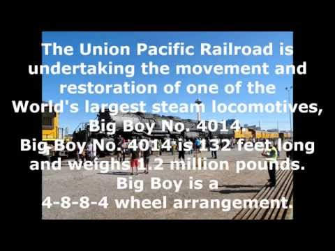Restoring the Union Pacific