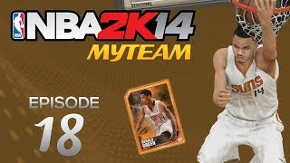 NBA 2K14 My Team ALL BRONZE SQUAD!  Ep.18