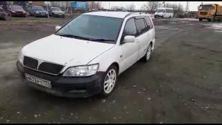 Срочный выкуп авто ! Выкупили Mitsubishi Lancer Cedia 2001 год с недостатками