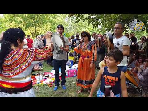 pique nique les kabyles de paris 07 2017