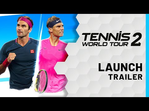 Tennis World Tour 2 - Launch Trailer jugar