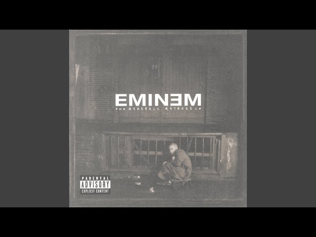 Eminem Marshall Mathers Lyrics Genius Lyrics