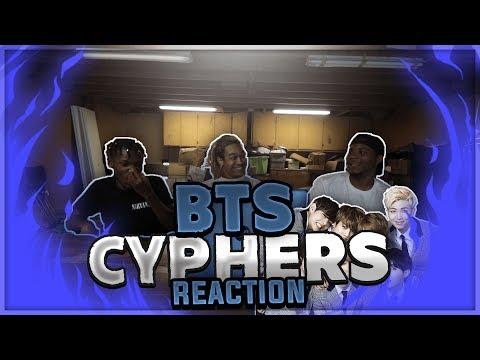 BTS (방탄소년단) - BTS Cypher 1-4 - REACTION | Creating ARMYs!
