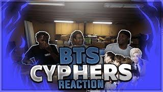 BTS (방탄소년단) - BTS Cypher 1-4 - REACTION   Creating ARMYs!