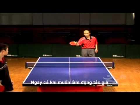 Học đánh bóng bàn cùng tiến sỹ Đường Kiến Quân - Tập 1