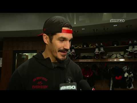 Brian Boyle Is Cancer Free! | New Jersey Devils | MSG Networks