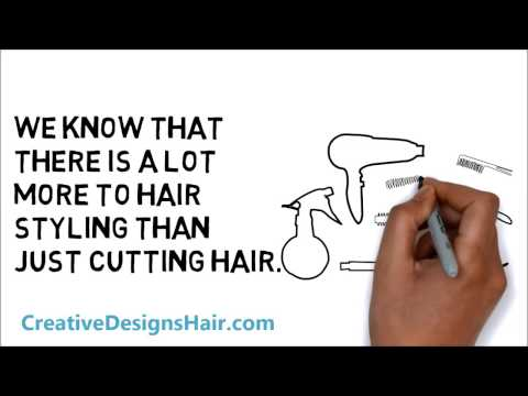 Creative Designs Hair & Beauty Salon in Montgomery County, PA