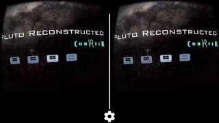 Pluto Flyby VR - App Trailer