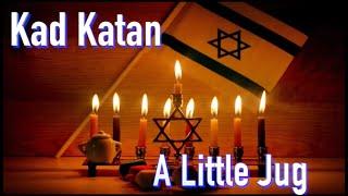 "Kad Katan  A Little Jug  Hanukkah Series ""Miracles"" Cantor Rev Misha Joy  Prayers of the Testaments"