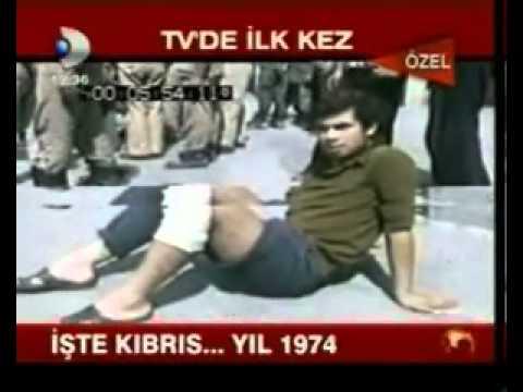 Kıbrıs Barış Harekatı 1974 - İngilizler bu görüntüleri 35 yıl neden sakladı