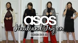 ASOS  Haul and Try On for women over 40 | Fashion over 40