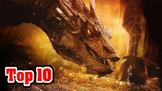 Top 10 Mythical Dragons