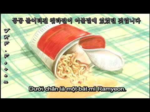 세상에서 가장 맛있는 라면 - Món mì ngon nhất thế gian [www.vietnameseforkorean.com]