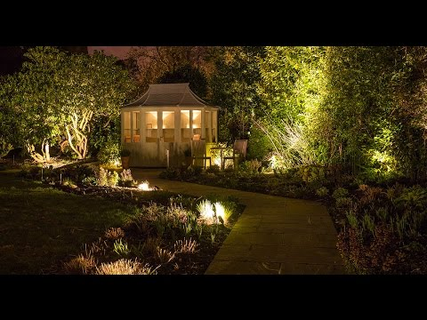 Garden Lighting By Design - The Uk'S Leading Garden Lighting