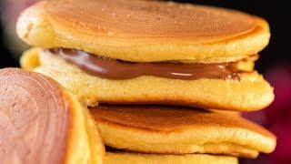 Американские блины - научитесь готовить самые пышные панкейки! | Appetitno.TV