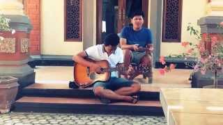 Cover All Of Me - Jhon legend Bara dan Agung