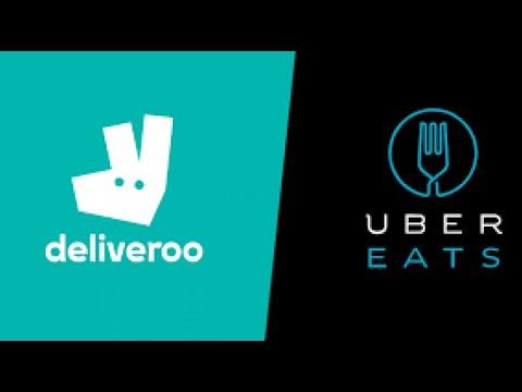 Download Comment faire du 20 euros de l'heure avec UBER EATS/DELIVEROO ? frais à éviter ? Bilan CA après 1 an