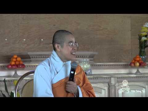 Ni Sư Thích Nữ Minh Liên - Quan hệ giữa Vợ Chồng theo lời Phật dạy