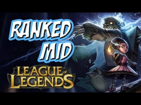 League of Legends - FrankenTibbers Annie(13/1/9) Vs Ziggs - Full Game Commentary[1080p]