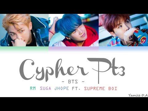 BTS - Cypher Pt3: killer ft. Supreme Boi | Letra Fácil (Pronunciación)