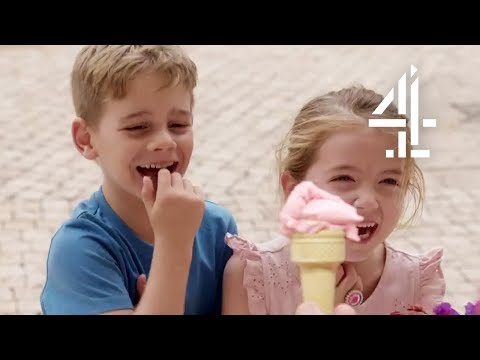 ADORABLE 5 Year Olds Can't Stop Laughing About Ice Cream! | The Secret Life Of 5 Year Olds