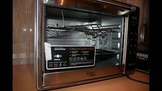 Умный духовой шкаф REDMOND SkyOven 5706S / Обзор и распаковка.