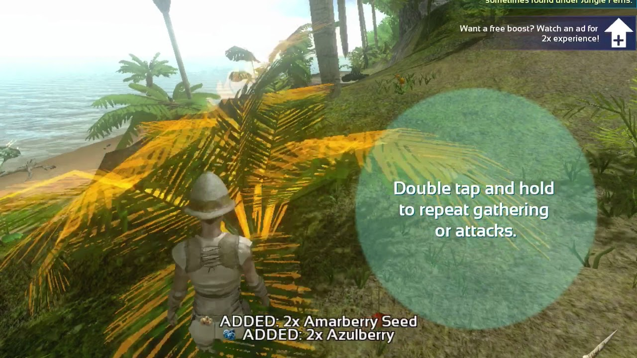 Ark Mobile How To Get Fiber In Ark Survival Evolved A Beginners Guide Youtube