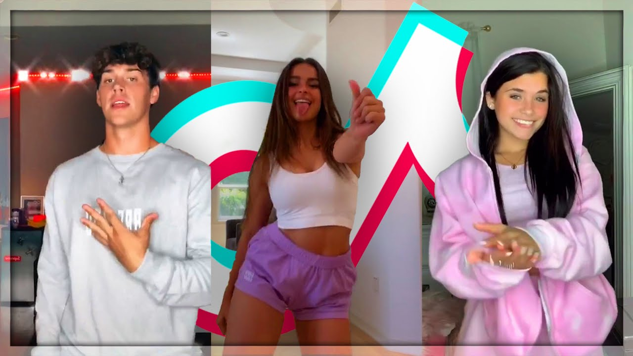 Ultimate TikTok Dance Compilation of August - Part 3