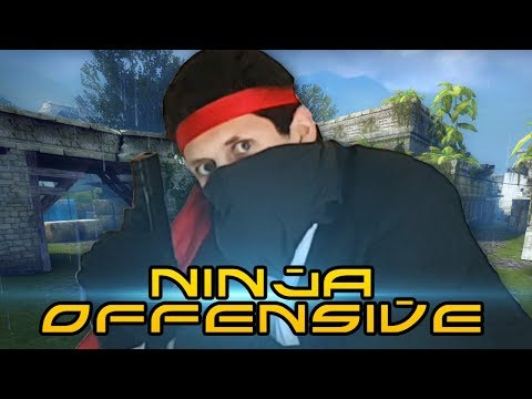 COUNTER-STRIKE: NINJA OFFENSIVE