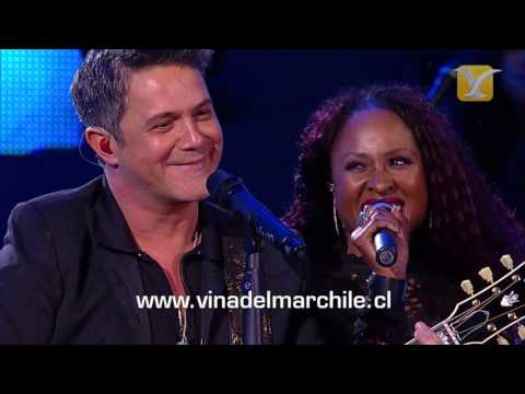 Alejandro Sanz - Looking For Paradise - Festival de Viña del Mar 2016 - HD 1080p