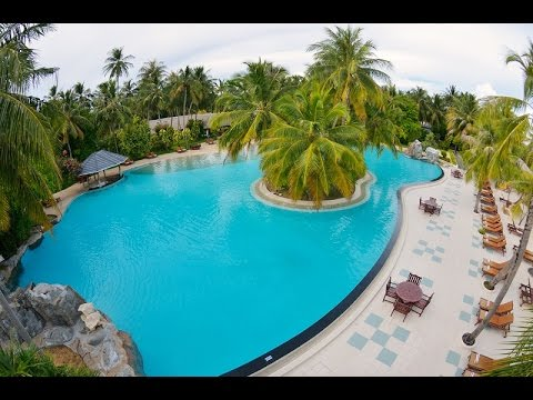 Island Walk Around - Sun Island Resort & Spa (Maldives)