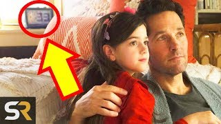 9 Important Details in Ant-Man And The Wasp You Totally Missed