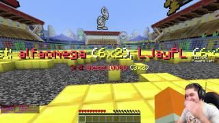 """Minecraft Party #24 - """"Walnąłem i działa XD!"""""""