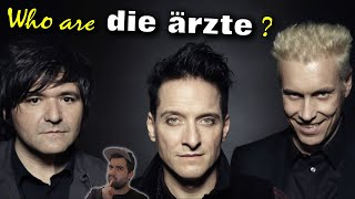 WHO ARE 'DIE ÄRZTE'? 🔥 German Rock Music Explained - Farin Urlaub, Bela B & Rod Gonzales | VlogDave