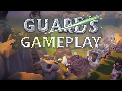 Strategic Defense (Guards: Gameplay / Let's Play)
