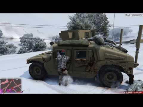 GTA V - RDE (Realism Dispatch Enhanced) 3.0.1 Gameplay