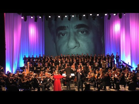 Yerevan, 14.05.18, Mo, Hamahaykakan nvagakhumb, All Armenian orchestra.