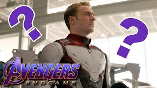Avengers: Endgame: Unanswered Questions (SPOILERS!)