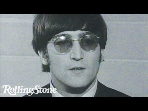 Rare John Lennon Interview Footage