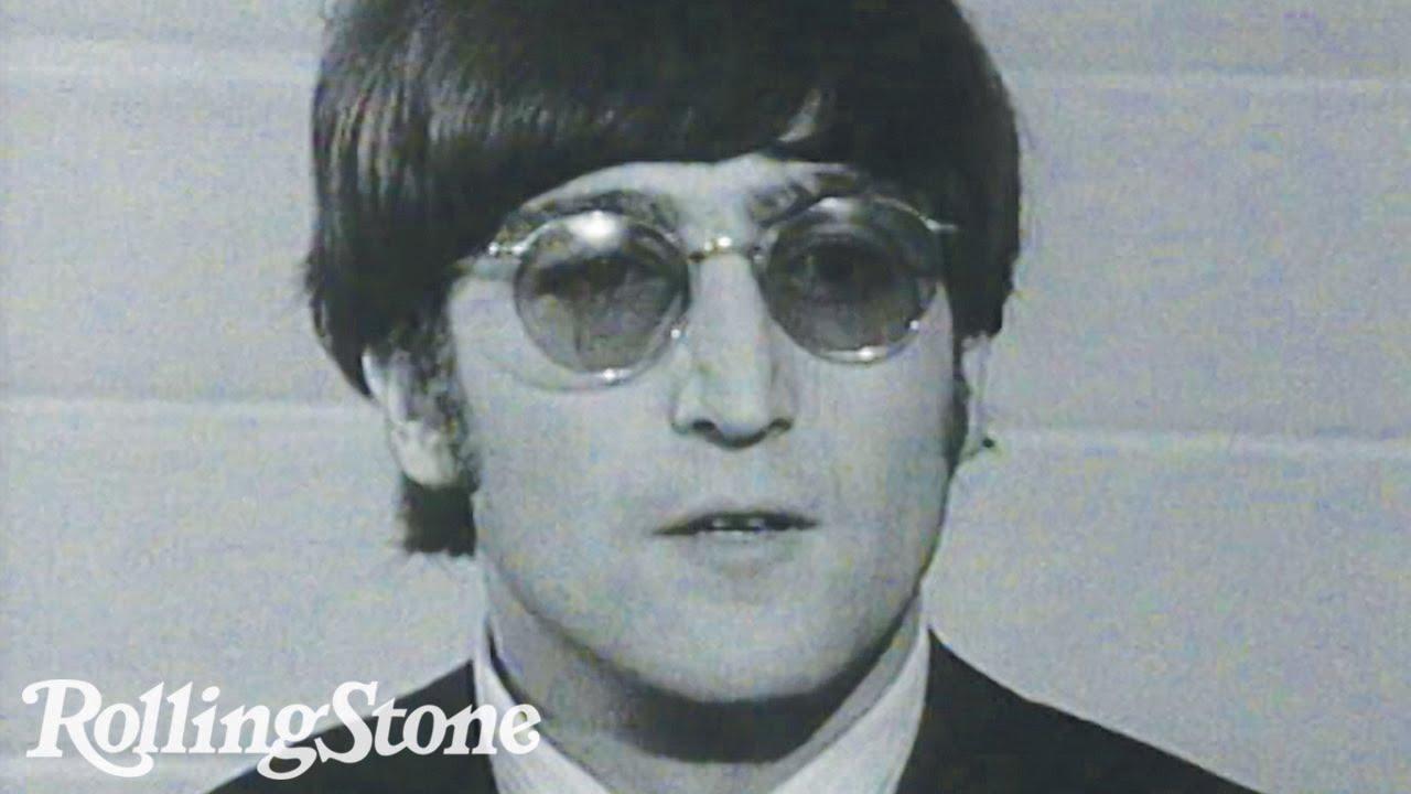 Rare John Lennon Interview Footage