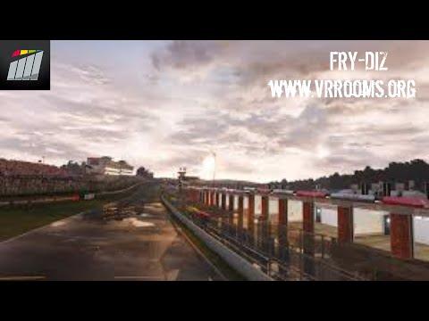 Project CARS Online VRroom Renault Megane v6 @ Oschersleben GP