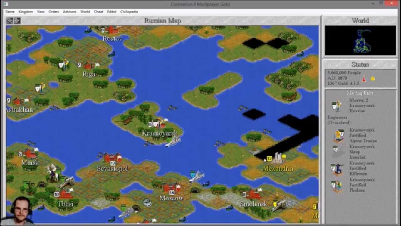 how to play civilization 2