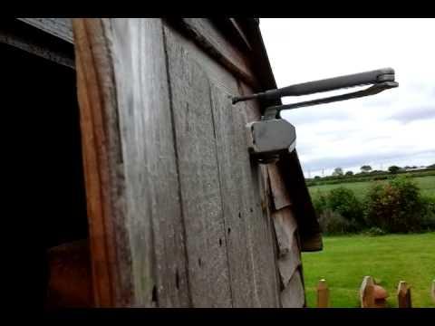 Geze door closer & Geze door closer - YouTube