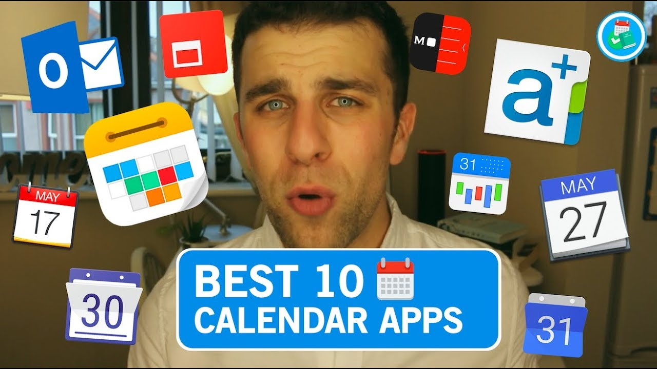 best schedule app for iphone best 10 calendar apps for iphone amp android 5218