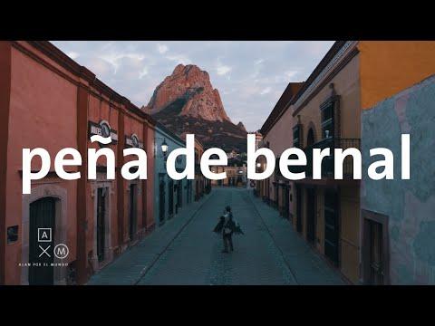 Peña de Bernal 4k | Alan por el mundo