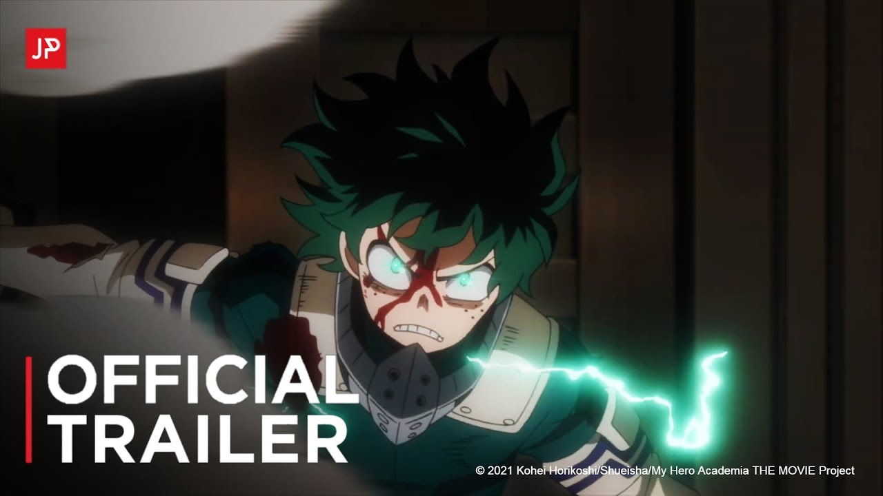 My Hero Academia MOVIE 3: World Heroes' Mission - Official Trailer 2 | English Sub