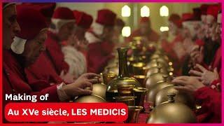 LES MEDICIS, Maîtres de Florence. AU XVe SIECLE. En exclusivité sur SFR Play