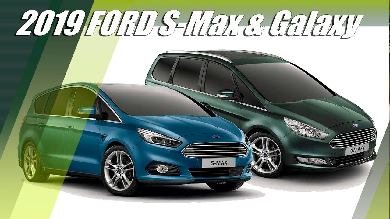 ford galaxy   max  updates overview youtube